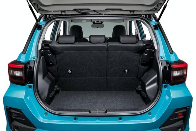 Toyota Raize chính thức gia nhập phân khúc SUV cỡ nhỏ - 12