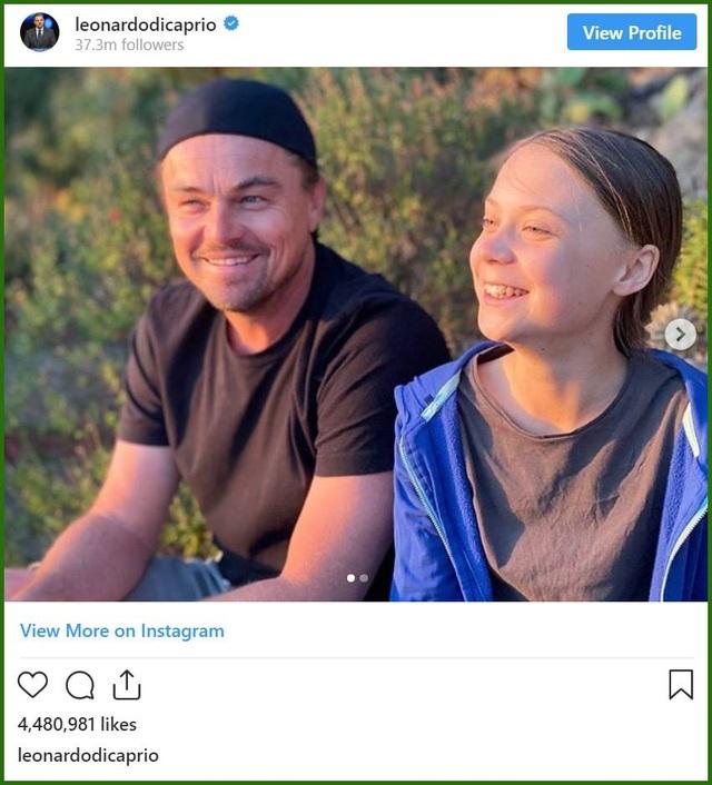 """Cô gái 16 tuổi khiến Leonardo DiCaprio và Arnold Schwarzenegger """"xếp hàng"""" chờ gặp - 3"""