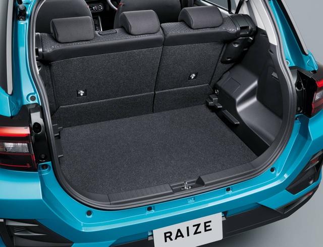 Toyota Raize chính thức gia nhập phân khúc SUV cỡ nhỏ - 9