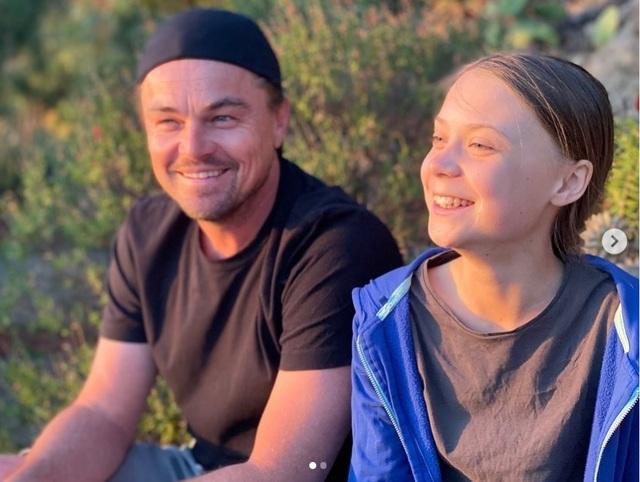 """Cô gái 16 tuổi khiến Leonardo DiCaprio và Arnold Schwarzenegger """"xếp hàng"""" chờ gặp - 2"""