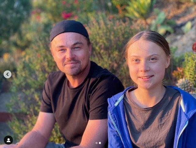 """Cô gái 16 tuổi khiến Leonardo DiCaprio và Arnold Schwarzenegger """"xếp hàng"""" chờ gặp - 1"""