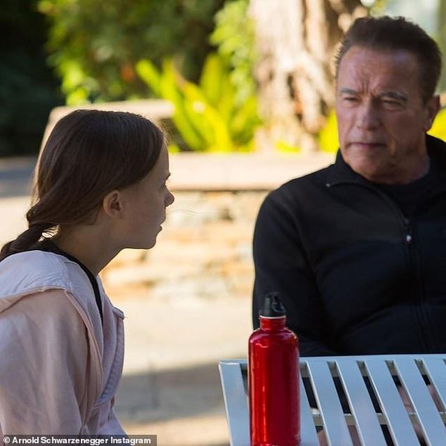 """Cô gái 16 tuổi khiến Leonardo DiCaprio và Arnold Schwarzenegger """"xếp hàng"""" chờ gặp - 6"""