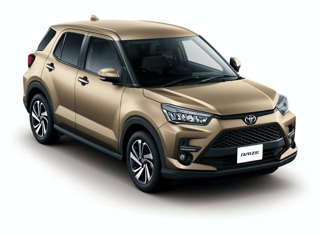 Toyota Raize chính thức gia nhập phân khúc SUV cỡ nhỏ - 19