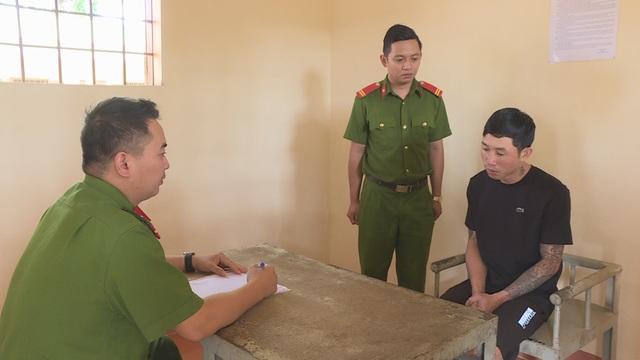 Cướp xong nhắn tin đòi tiền chuộc thì bị bắt giữ - 1