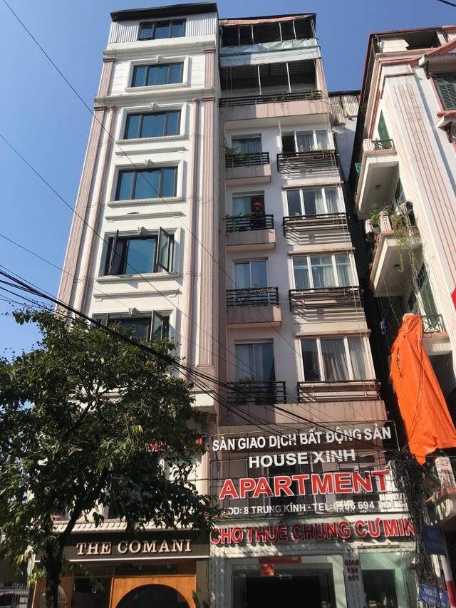 Cháy chung cư mini 8 tầng ở Hà Nội - 3
