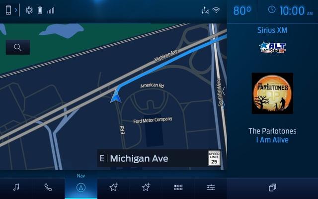 Ford SYNC4 cho phép kết nối Apple CarPlay và Android Auto không dây - 2