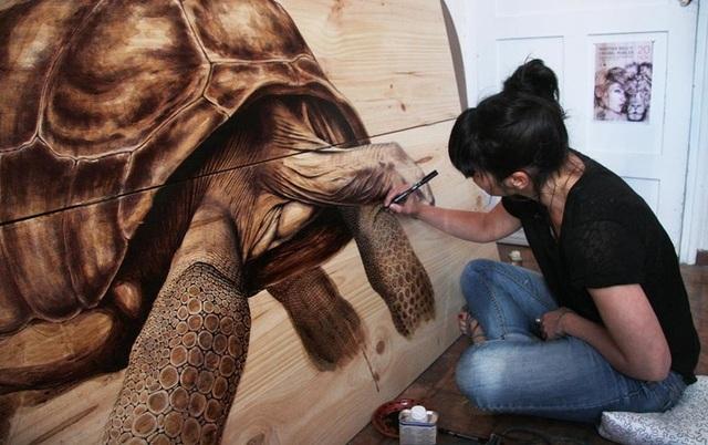 9 con người thay đổi thế giới bằng nghệ thuật và lòng tốt - 7