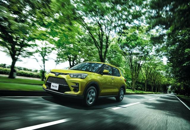 Toyota Raize chính thức gia nhập phân khúc SUV cỡ nhỏ - 37