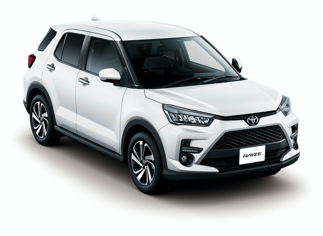 Toyota Raize chính thức gia nhập phân khúc SUV cỡ nhỏ - 25