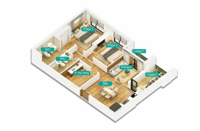 Vì sao ở căn hộ cần phải đảm bảo không gian sử dụng chung và riêng? - 1