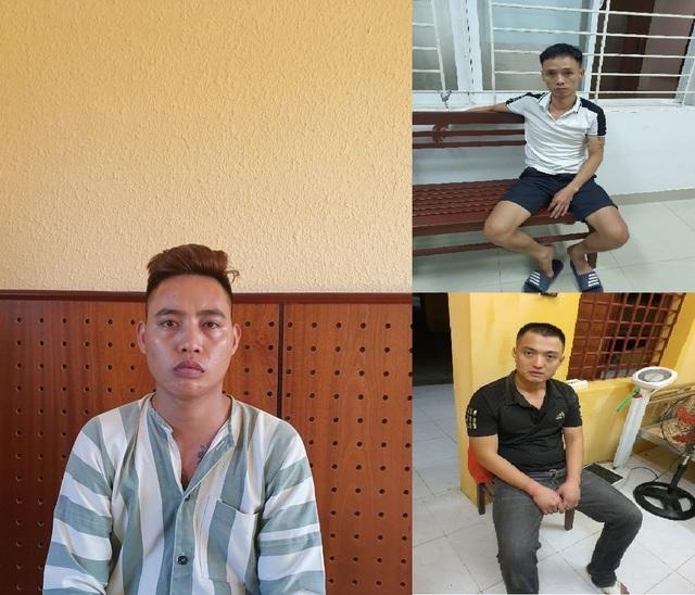 Bắt 12 đối tượng trong vụ 2 nhóm thanh niên dùng dao súng hỗn chiến ở Vũng Tàu - 1  Bắt 12 đối tượng trong vụ 2 nhóm thanh niên dùng dao súng hỗn chiến ở Vũng Tàu bannhauovungtau 2 1572916770089