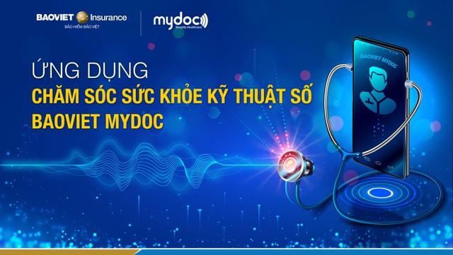 Bảo hiểm Bảo Việt triển khai thêm ứng dụng BaoViet MyDoc - 3