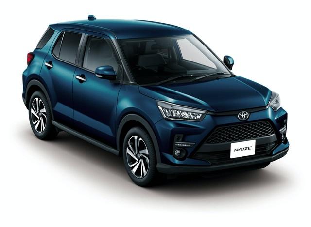 Toyota Raize chính thức gia nhập phân khúc SUV cỡ nhỏ - 26