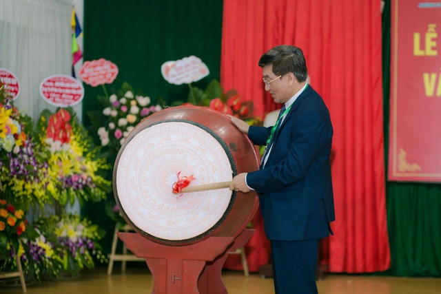Trường Cao đẳng Y Dược Asean khai giảng năm học mới - 1