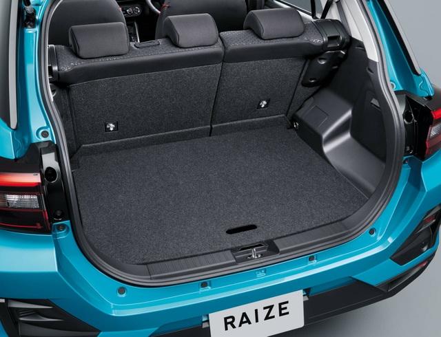 Toyota Raize chính thức gia nhập phân khúc SUV cỡ nhỏ - 13
