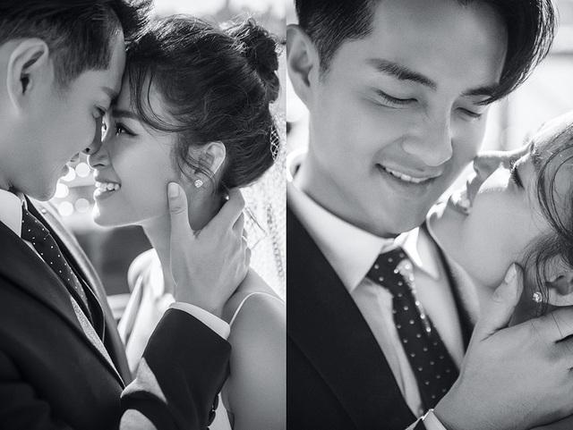 Đông Nhi - Ông Cao Thắng tung ảnh cưới ngọt ngào  - 3