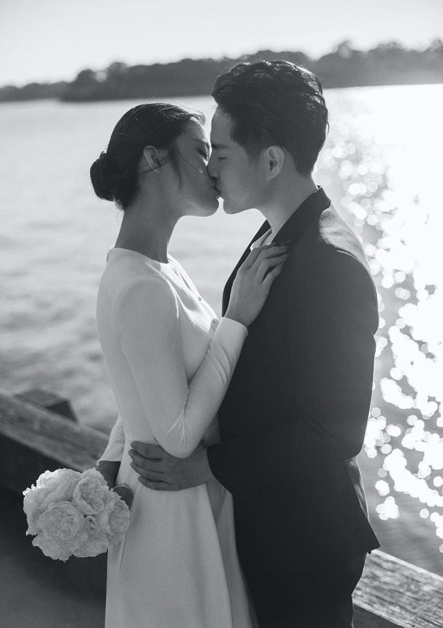 Đông Nhi - Ông Cao Thắng tung ảnh cưới ngọt ngào  - 9