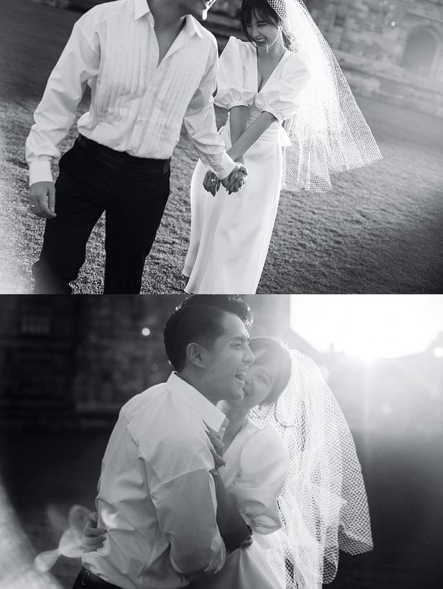 Đông Nhi - Ông Cao Thắng tung ảnh cưới ngọt ngào  - 8