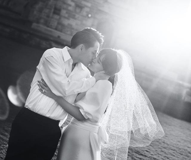 Đông Nhi - Ông Cao Thắng tung ảnh cưới ngọt ngào  - 2