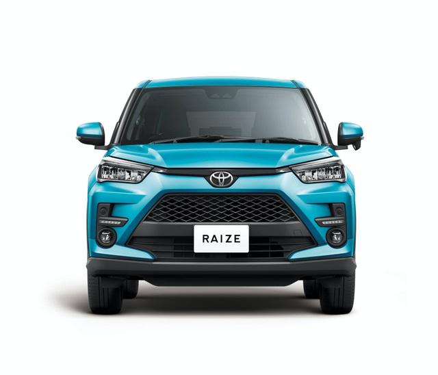 Toyota Raize chính thức gia nhập phân khúc SUV cỡ nhỏ - 4