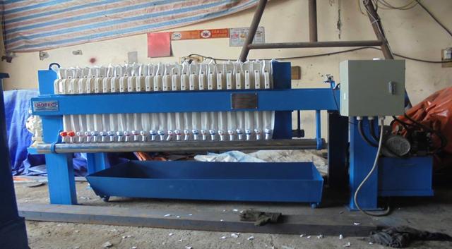 Máy ép bùn Công Ty TNHH Rotec Việt Nam: Quá tải trong xử lý chất thải là việc có thể kiểm soát - 2