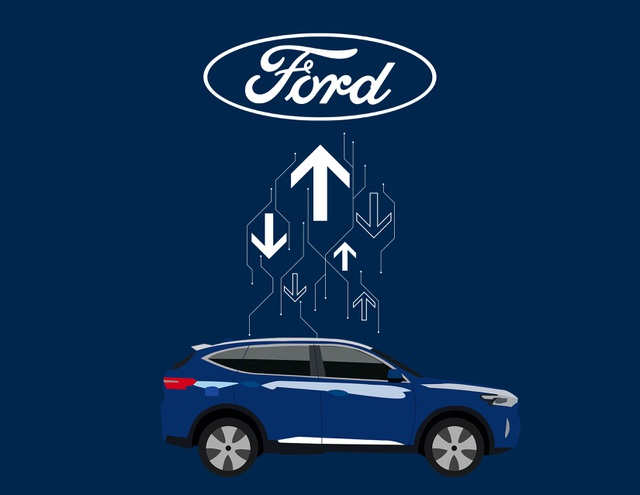 Ford SYNC4 cho phép kết nối Apple CarPlay và Android Auto không dây - 1