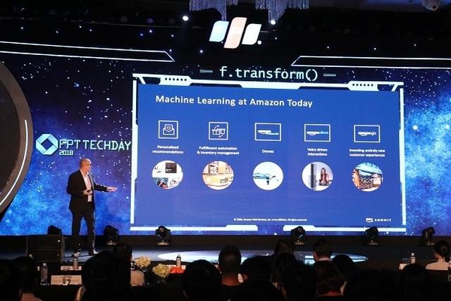 FPT Techday 2019 - Sự kiện nổi bật giới công nghệ đã được khởi động - 2