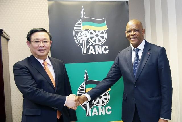 Việt Nam muốn mở chi nhánh ngân hàng thương mại tại Nam Phi - 3