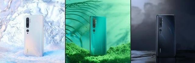 Xiaomi Mi CC9 Pro chính thức ra mắt, camera khủng 108MP - 1