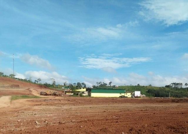 Một doanh nghiệp tự ý san phẳng cả quả đồi rồi phân lô bán nền tại Đắk Nông - 2