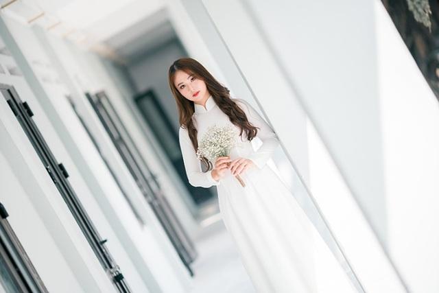 Hoa khôi Tài sắc Việt Nam đẹp duyên dáng chia tay thời sinh viên - 4