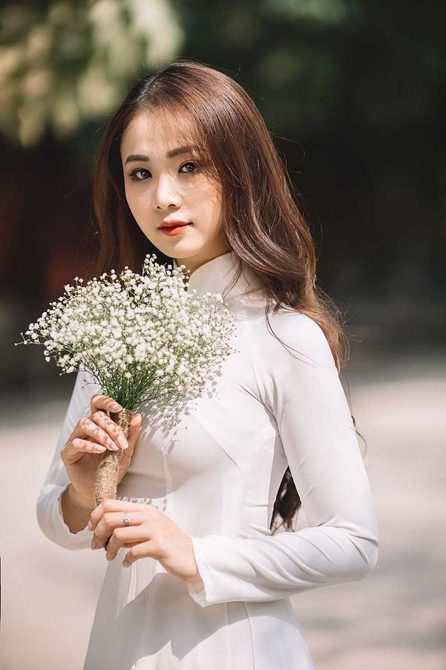 Hoa khôi Tài sắc Việt Nam đẹp duyên dáng chia tay thời sinh viên - 9