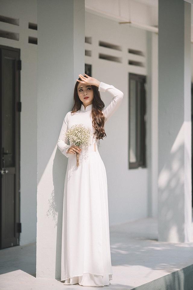 Hoa khôi Tài sắc Việt Nam đẹp duyên dáng chia tay thời sinh viên - 6