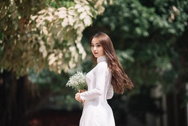 Hoa khôi Tài sắc Việt Nam đẹp duyên dáng chia tay thời sinh viên - 7