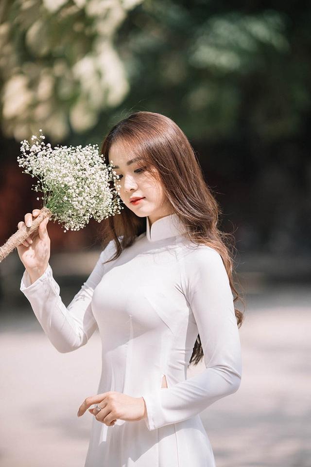 Hoa khôi Tài sắc Việt Nam đẹp duyên dáng chia tay thời sinh viên - 8