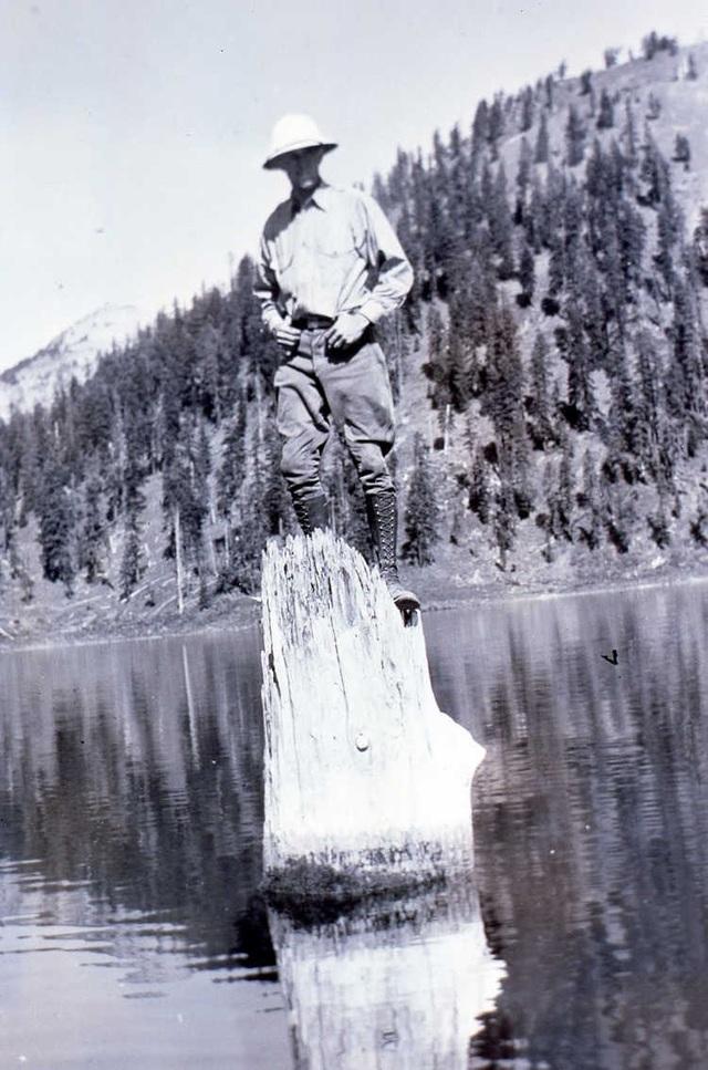 """Khúc gỗ """"thách thức"""" mọi định luật vật lý, nổi trên mặt nước suốt trăm năm không phân hủy - 1"""