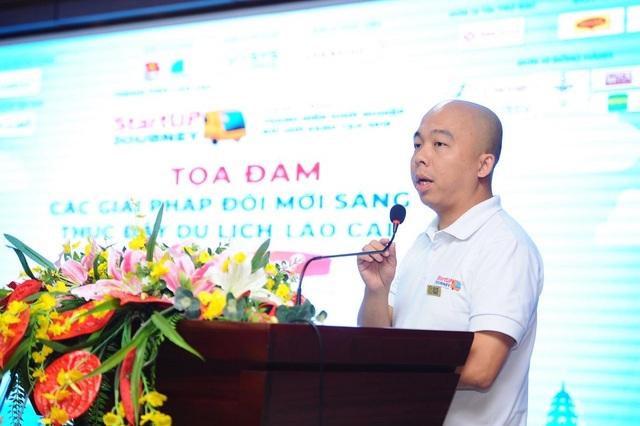 Học sinh Lào Cai nêu ý tưởng làm homestay kết hợp làng nghề thúc đẩy du lịch - 1