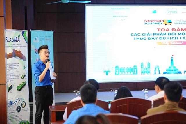 Học sinh Lào Cai nêu ý tưởng làm homestay kết hợp làng nghề thúc đẩy du lịch - 2