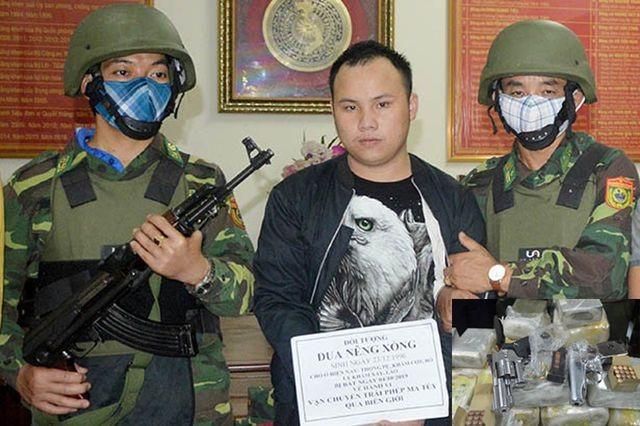 Khen thưởng tập thể, cá nhân bắt nóng trùm ma tuý người Lào - 2