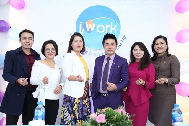 """iWork Group ra mắt sản phẩm sinh trắc vân tay 4.0 – """"Đánh thức tài năng, định hướng tương lai – Kiến tạo cuộc đời ngoại hạng"""" - 4"""