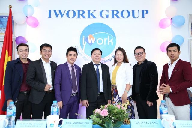 """iWork Group ra mắt sản phẩm sinh trắc vân tay 4.0 – """"Đánh thức tài năng, định hướng tương lai – Kiến tạo cuộc đời ngoại hạng"""" - 5"""