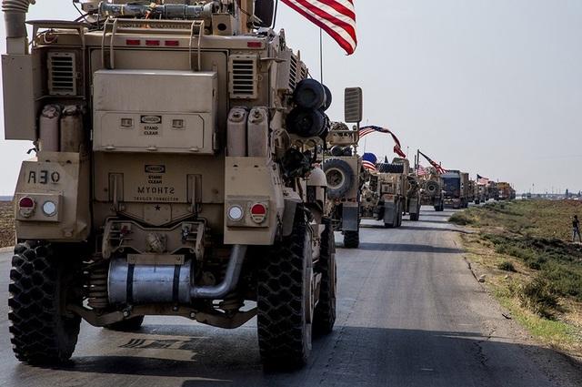 Rút rồi lại triển khai, rốt cuộc Mỹ có bao nhiêu quân ở Syria? - 1