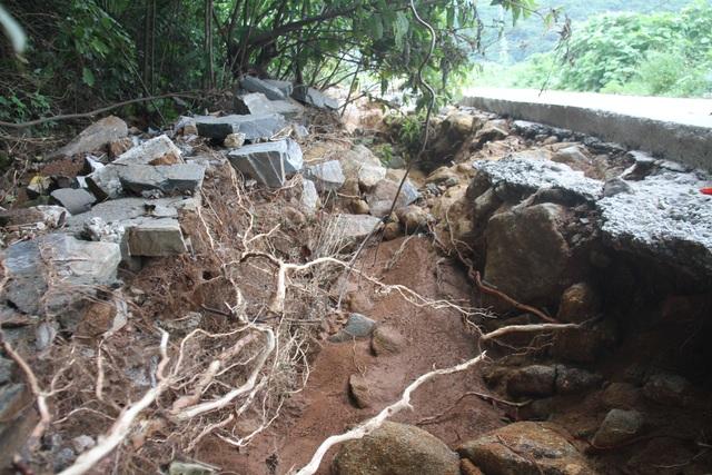 Đà Nẵng: Bán đảo Sơn Trà sạt lở nghiêm trọng - 3