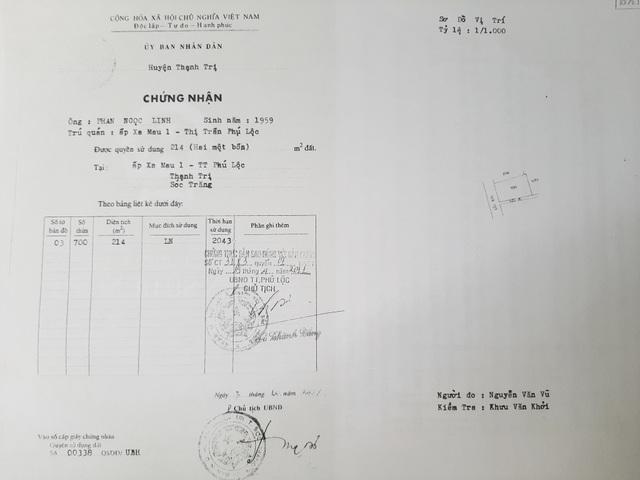 Vợ chồng cô giáo về hưu kêu cứu vì đầy đủ giấy tờ vẫn bị tòa xử mất đất - 4