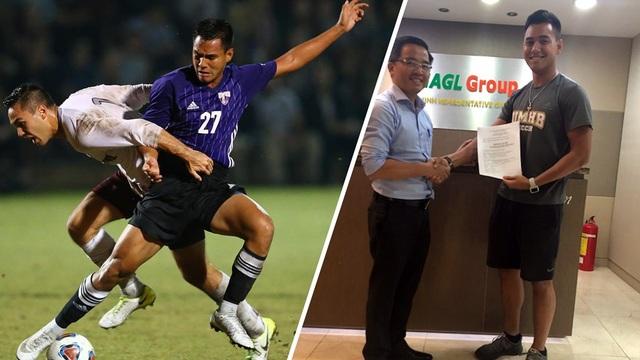 HA Gia Lai chiêu mộ thành công cầu thủ Việt kiều Mỹ - 1