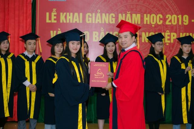 Trường Cao đẳng Y Dược Asean khai giảng năm học mới - 3