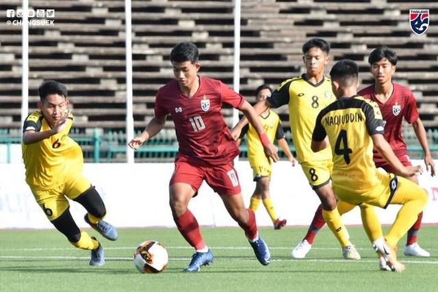 """Dùng """"dao mổ trâu giết gà"""", U19 Thái Lan đại thắng 9-0 - 1"""