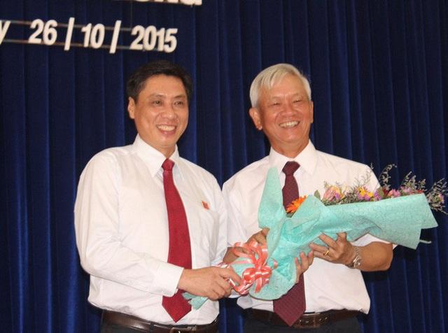 Ban Bí thư cách các chức vụ trong Đảng với 2 đời Chủ tịch tỉnh Khánh Hòa - 1