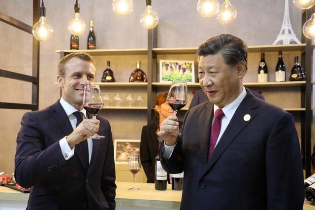 Quan hệ Pháp - Trung Quốc: Tìm sự sòng phẳng - 1