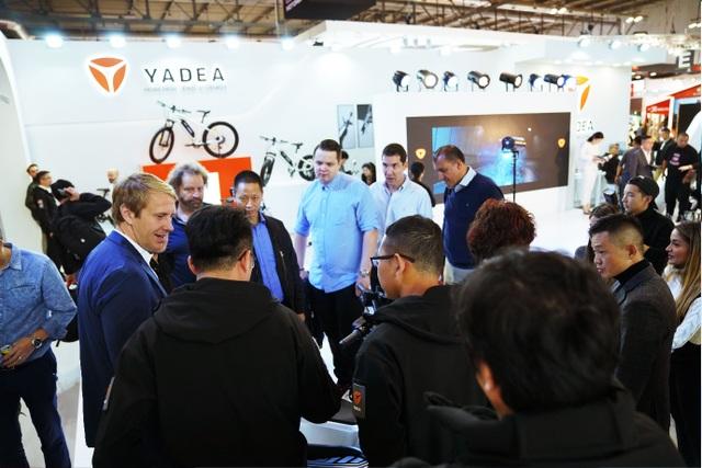"""""""Ông lớn"""" trong ngành xe điện sắp tiến vào thị trường Việt Nam là ai? - 1"""